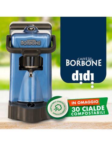 Macchina Borbone DiDi + 80 cialde in regalo