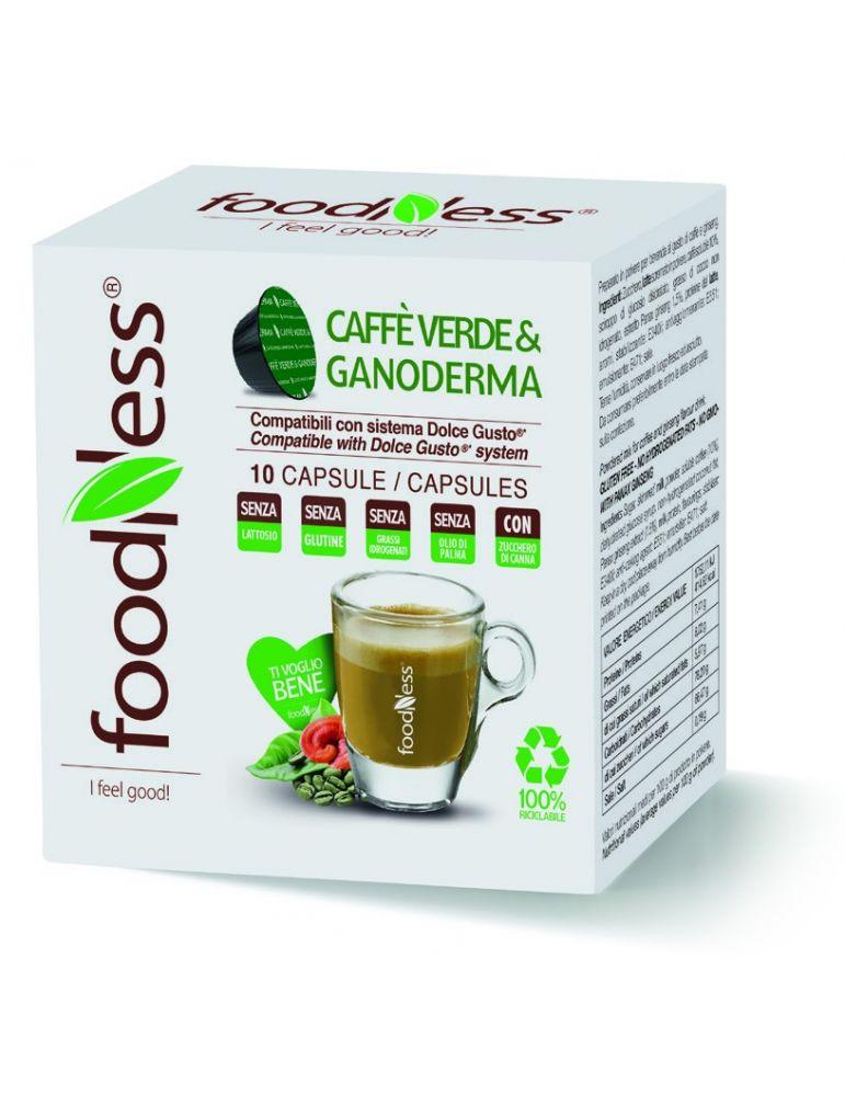 Compatibili DOLCE GUSTO CAFFÈ VERDE & GANODERMA