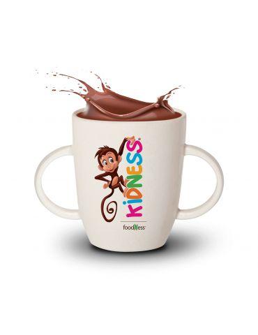 CIOKO BUONO la bevanda golosa al cioccolato che dà una carica di buonumore