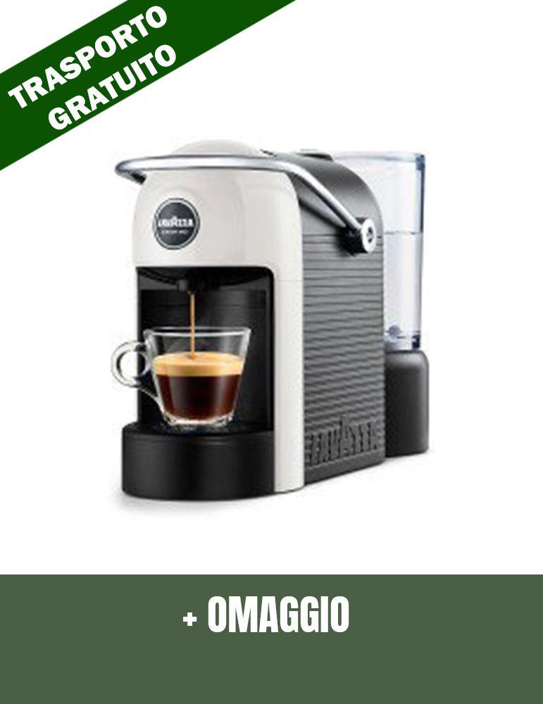 MACCHINA PER CAFFÈ JOLIE LAVAZZA A MODO MIO + OMAGGIO