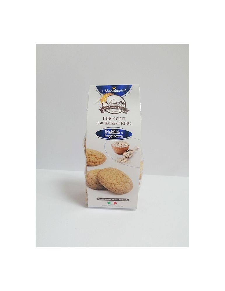 Le Delizie del Grano Biscotti con farina di RISO